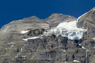 Eis am großen Wiesbachhorn