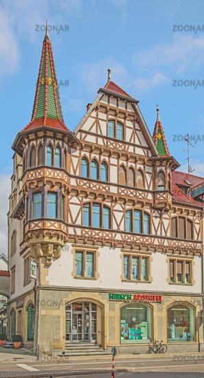 Konstanz, Hirschapotheke