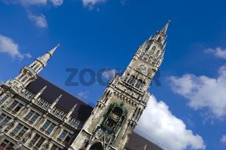 Rathaus von München