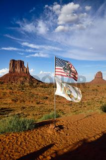 Monument Valley. Arizona. USA
