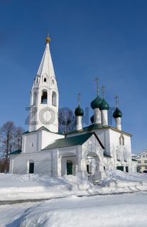 Church of St. Nicholas. Yaroslavl