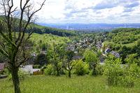Inzlingen and Basel