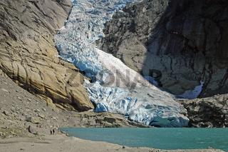 Gletscher im Fjordland