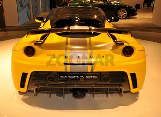 Lotus Evora GTE auf der IAA