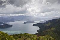 Marlborough sound, Newzealand