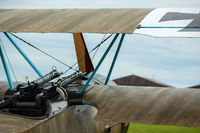 Fokker DR1 twin machine guns