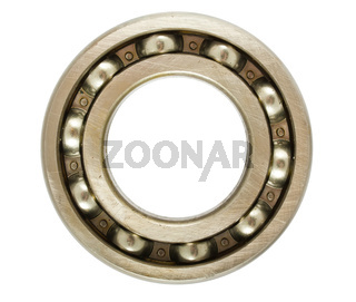 Single ball bearing
