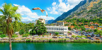 River in Kotor