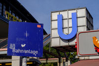 Berlin Zoo Signage