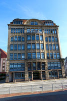 Hamburg, House of Seafaring, Germany