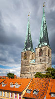 Saint Nicholas church in Quedlinburg