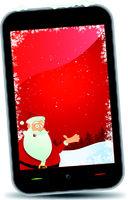 Christmas Smartphone Wallpaper