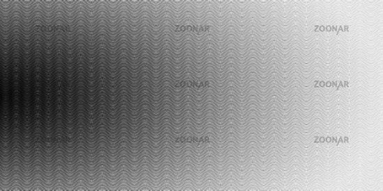 Wavy abstract gradient illustration