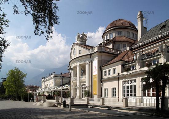 kurhaus of meran