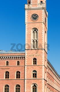 Alte Post in Hamburg