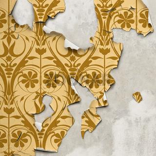 Peeling Wallpaper
