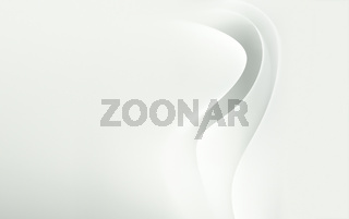 Abstract white paper background
