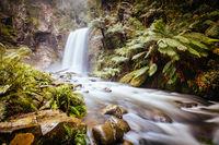 Hopetoun Falls Cape Otway in Victoria Australia