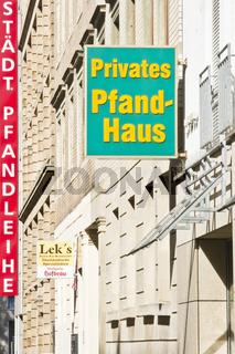 staedt.pfandleihe, privates pfandhaus