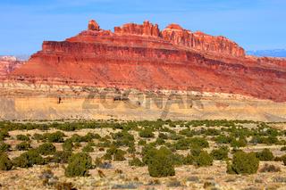Natural Scenery of Utah