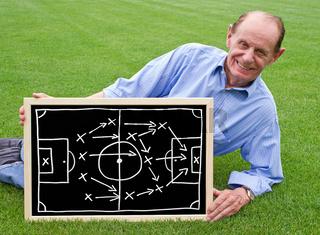 Fußball Trainer - Soccer Coach