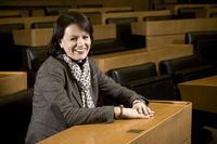Viktoria Schmid, member of state parliament