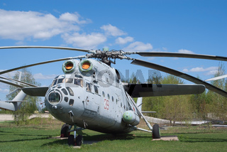 Mi-6 helicopter