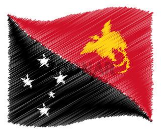 Sketch - Papua New Guinea