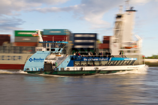 Hafenfähre Hamburg