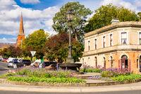 Parker Memorial Fountain - Daylesford