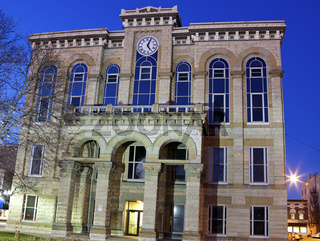 La Salle County Historic Courthouse in Ottawa