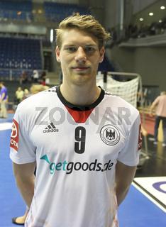 DHB Handball-Nationalspieler Tobias Reichmann (DHB-Team , THW Kiel , HSG Wetzlar , KS Kielce)