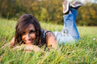 In Meadow