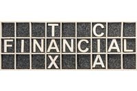 Crossing words Financial Tax and CIA