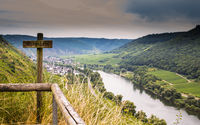 On the Moselle