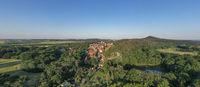 Luftbildaufnahmen aus Langenstein im Harz