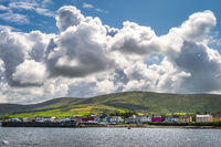 Portmagee village and harbour, Ring of Kerry