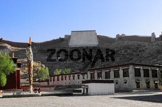 Klosteranlage Palkhor  Gyantse  Tibet China