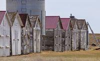 Delapitated Abandone Buildings