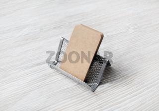 Card holder, business cards