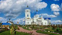 Holy Protection Monastery in Marinovka village, Ukraine