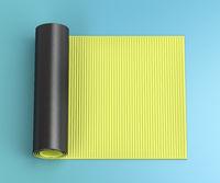 Soft fitness mat