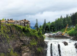 Salish Lodge & Spa (Great Northern Hotel)