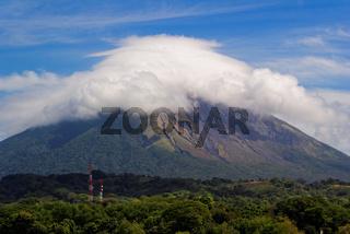 Vulkan Concepción, Nicaragua