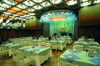 Dining Room of Koryo Hotel Pyongyang