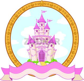 Princess castle design