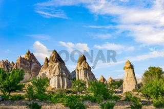 Rocks in Valley of Love