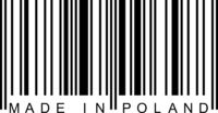 Barcode - Made in Poland