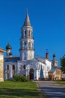 Novotorzhsky Borisoglebsky Monastery, Torzhok, Russia