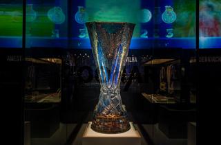 UEFA Cup Trophy